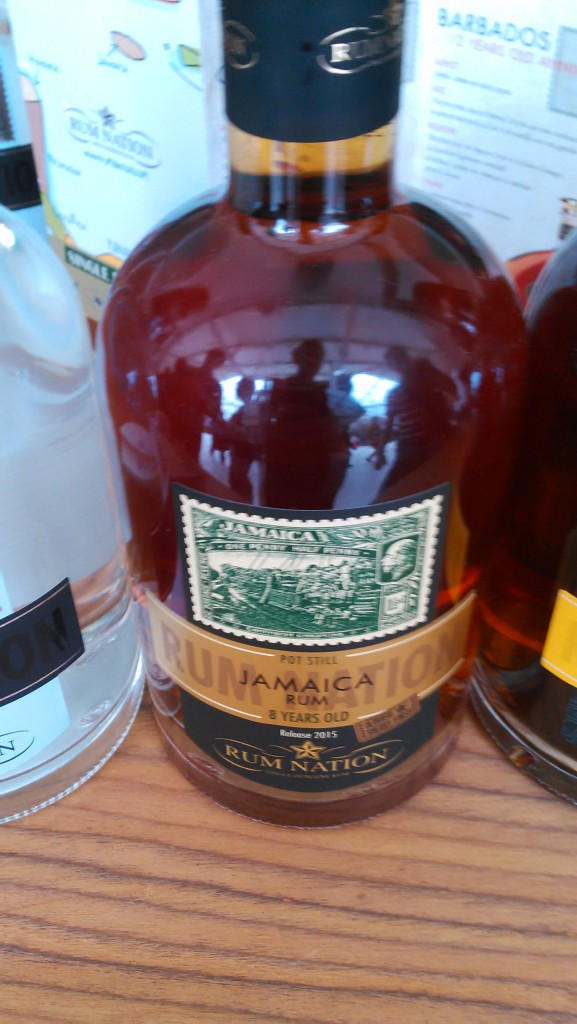Rhum Nation - Jamaica 8 years old