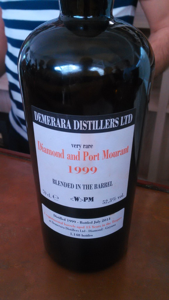 Diamond and Port Mourant 1999 / 2014