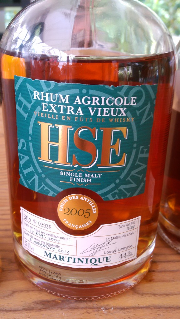 HSE 2005 / 2013 - Islay Finish